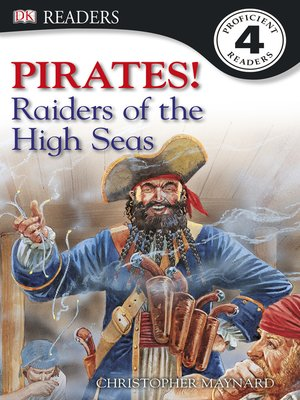 cover image of Pirates! Raiders of the High Seas
